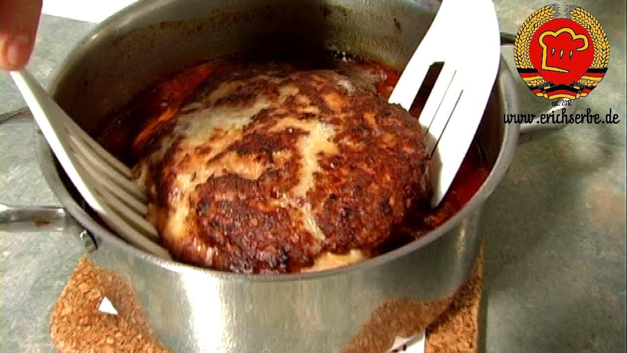 Download Schnell & einfach: Falschen Hasen (Hackbraten) kochen wie früher - alte Rezepte aus dem Osten (#010)