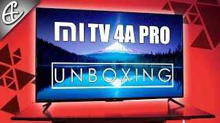 Xiaomi gets OFFICIAL Android TV w/ Play Store - Mi TV 4A PRO 49 inches Hands on Review