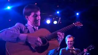 Punch Brothers - Ground Speed (Unplugged at the Boulder Theater) 12/09/12