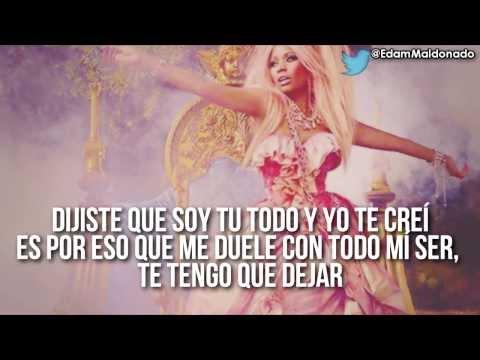 Nicki Minaj - Letcha Go (Subtitulado/Traducido al Español)♥