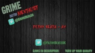 Filthy Beatz - AY (Instrumental)