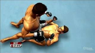 UFC Undisputed 2009 Xbox 360 Gameplay - UFC Camp Video