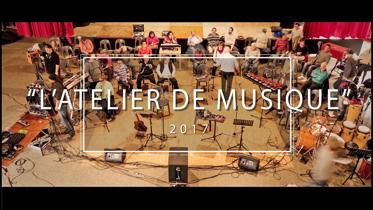 Show Away Production - L'Atelier de Musique / Les Chamois Pyrénéens (MJC du Laü) - 74802