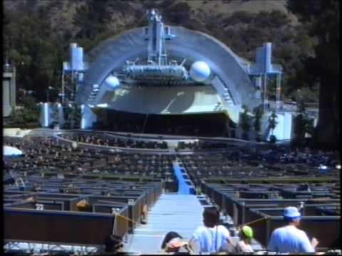 HOLLYWOOD BOWL - LOS ANGELES, CALIFORNIA - 1994