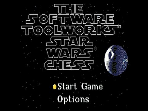 Mega-CD Longplay [029] Star Wars Chess