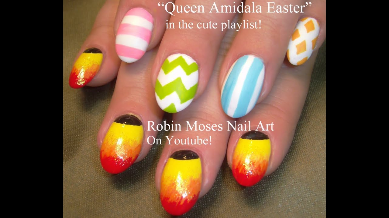 Easter Nail Art Designs Youtube