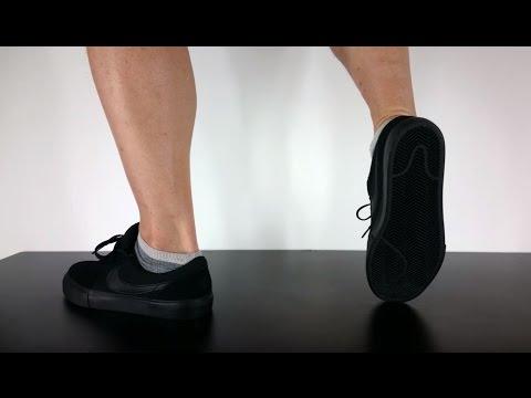 Nike Sb Satire Ii Black Black Anthracite Youtube