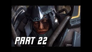 ANTHEM Walkthrough Gameplay Part 22 - Redemption (PC Ultra Let's Play)