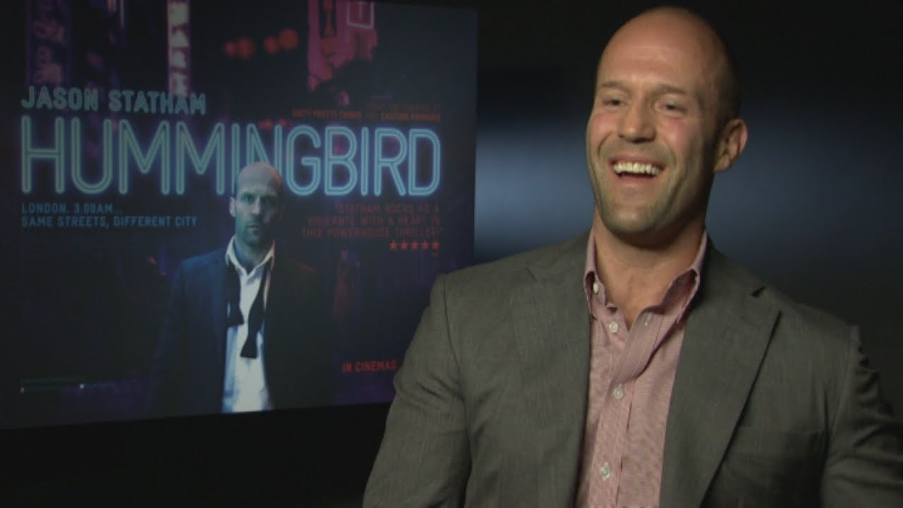 Jason Statham interview: 'I only get recognised by people ...