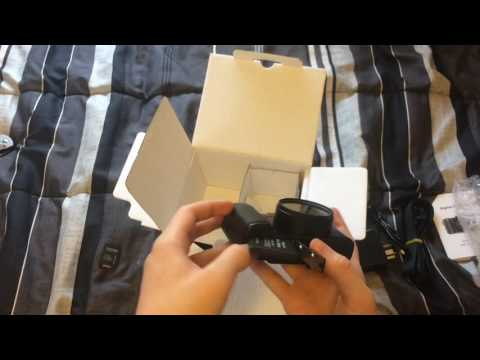 UNBOXING OF THE MARVUE DIGITAL CAMERA!!!