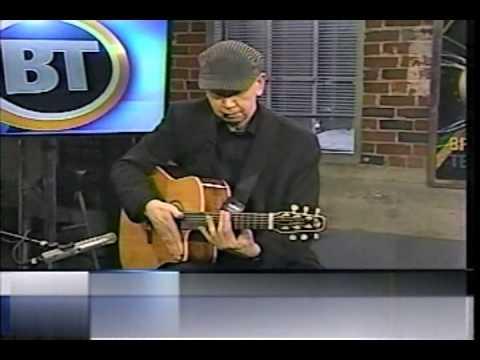 Bjorn Thoroddsen - live on CityTv