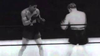 Joe Louis vs Tommy Farr