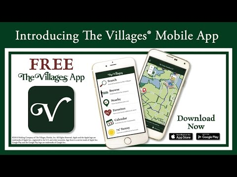 The Villages Mobile App