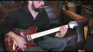 Music Man 25th Anniversary Guitar Demo