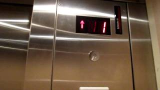 Schindler MT Hydraulic Elevator in Lord & Taylor - Moorestown Mall - Moorestown, NJ