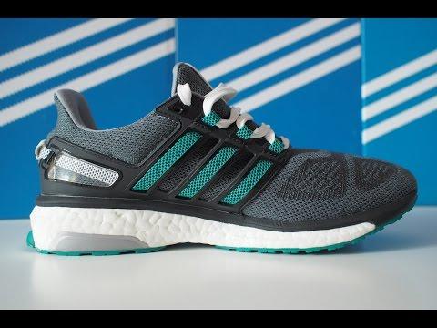 Обзор кроссовок Adidas Energy Boost 3