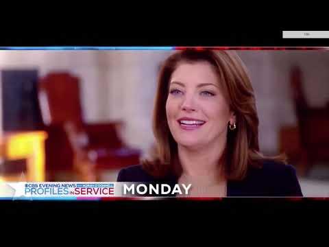 """CBS Evening News"" ""Profiles In Service"" Promo"