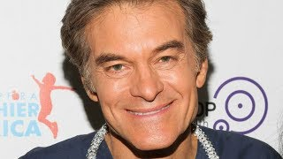the shady double life of dr oz