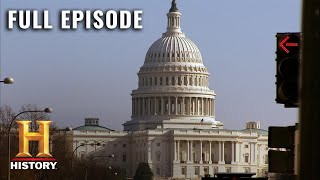Secrets from Underneath Washington DC | Cities of the Underworld (S2, E10) | Full Episode | History