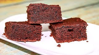 Eggless Brownie | Brownies Recipe | Chocolate Brownie Recipe | Brownie Without Oven