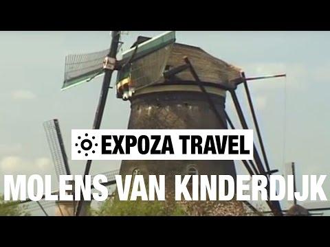 Molens Van Kinderdijk (Netherlands) Vacation Travel Video Guide