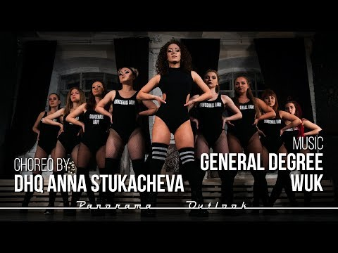 GENERAL DEGREE - WUK   DANCEHALL QUEEN STYLE by DHQ Anna Stukacheva