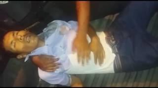 Trujillo: Herido de bala por impedir robo de diez soles, auxiliado por Seguridad Ciudadana