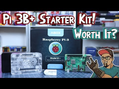 ABOX Raspberry Pi 3B+ Starter Kit - Worth It Or Just Overpriced Convenience?