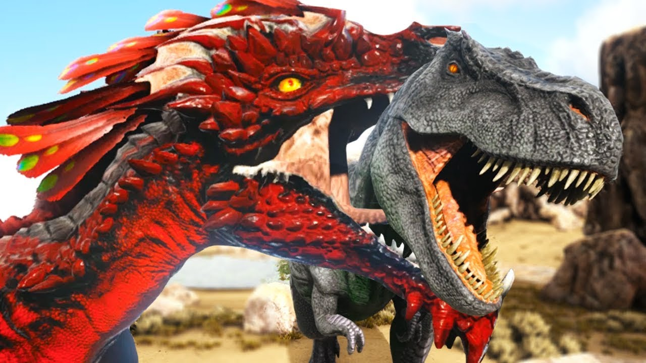 Ark Survival Evolved - A NEW EPIC BREED OF ROCK DRAKE! (65) - ARK