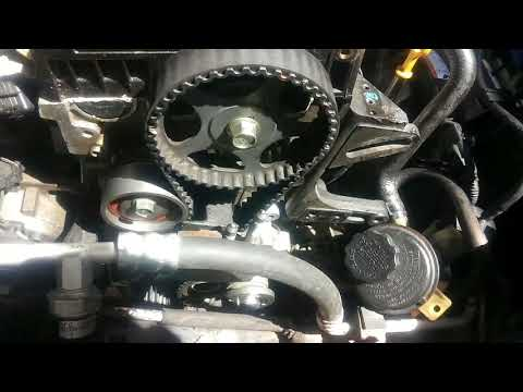 Hyundai 4 Cylinder Timing Belt & Water Pump Replacement  – PART 1