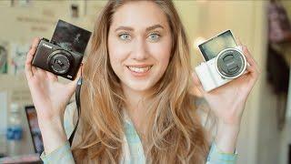 ЛУЧШАЯ КАМЕРА ДЛЯ ВЛОГОВ | Canon G7X vs Sony A5100