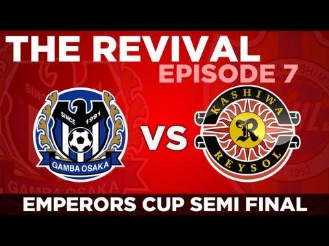 Gamba Osaka: The Revival - Ep.7 Emperors Cup Semi Final | Football Manager 2013