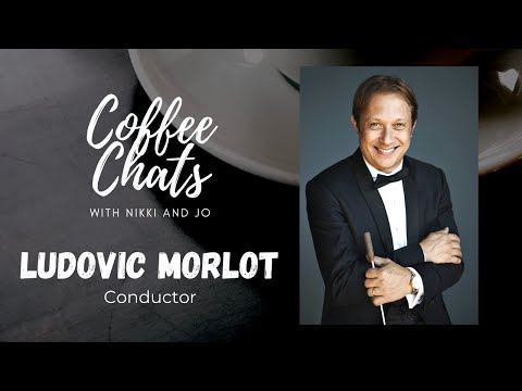 Ludovic Morlot | GRAMMY® Award Winner, Conductor Emeritus of the Seattle Symphony