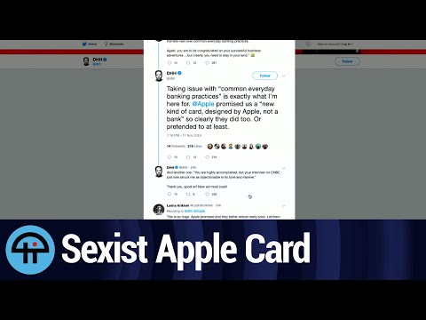 Is the Apple Card Algorithm Sexist?