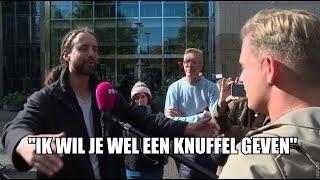 Dennis confronteert Willem Engel met 'officiële waarschuwing'