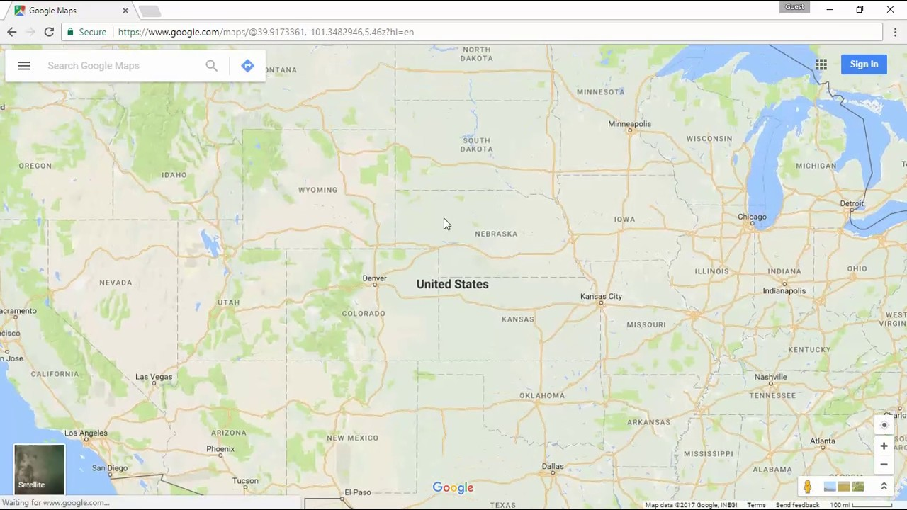 How to Measure Distance Between Points on Google Maps - YouTube Distance Between Locations Google Maps on