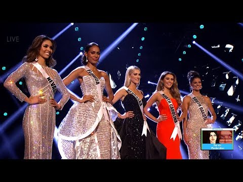 Miss USA 2018 - Top 3 Revealed | LIVE 5-21-18