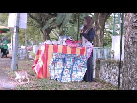 Anak Dara dan Mak Kucing - Berkongsi Rezeki (Pesanan Khidmat Masyarakat)