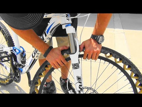 INSANE BIKE TIRE | 5 BIKE Inventions You Need to See
