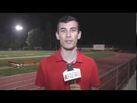 D3 Report: Chapman beats Occidental Tigers 35-16
