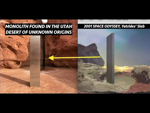 Discovered Monolith in Utah, Sending Signal to Space of Unknown Origins, Latest