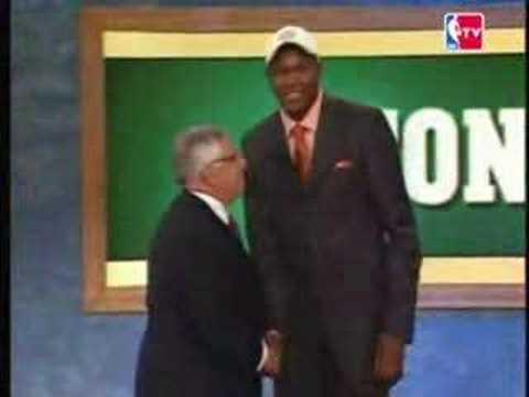 NBA Draft 2007 - Kevin Durant (Pick NO.2)