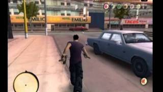 Total Overdose Gameplay PS2