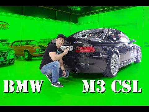 BMW E46 M3 CSL Testfahrt | SimonMotorSport | Folge 229