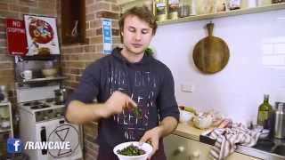 How To Make Kale Chips - Quick & Easy Paleo Snack