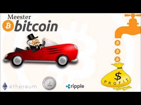 Geld verdienen  met de Bitcoin! Aflevering 1: Starten met Bitcoin!