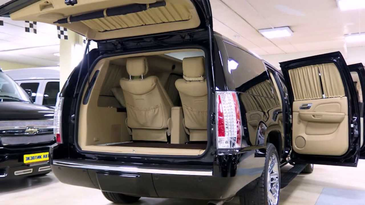 2014 Cadillac Escalade ESV Exclusive - YouTube