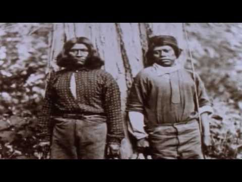 First Nation Massacre in California