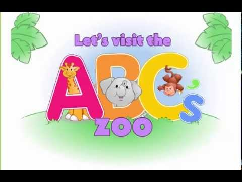 Fisher Price ABC Learning Zoo - YouTube