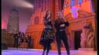 Eurovision 1991 - 15 Israel - Duo Datz - Kan